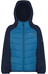 Regatta Kielder Hybrid Jacket Kids Methyl Blue/Prussian